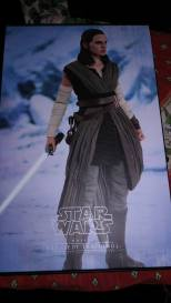Star Wars Hot Toys Rey (Jedi Training) Review 20