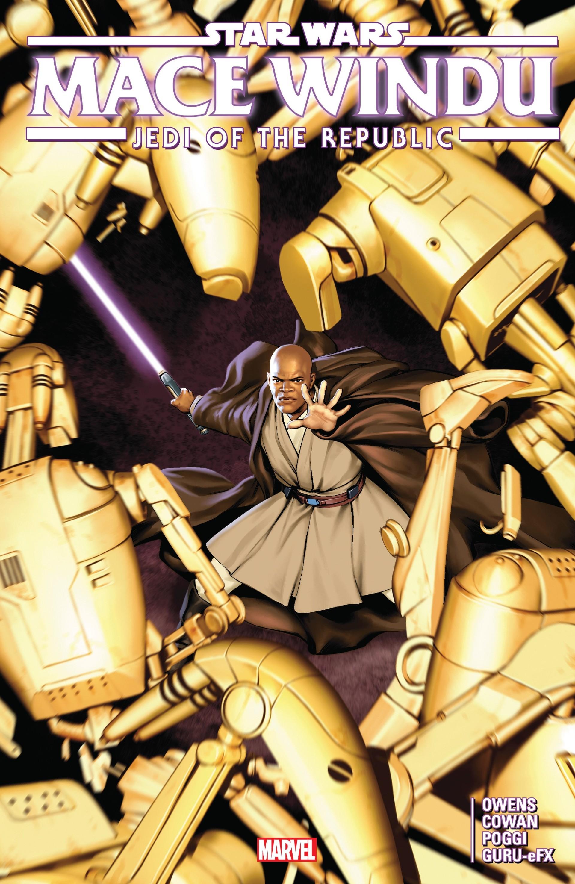 Comic Review | Star Wars: Jedi of the Republic – Mace Windu (A Second Opinion)