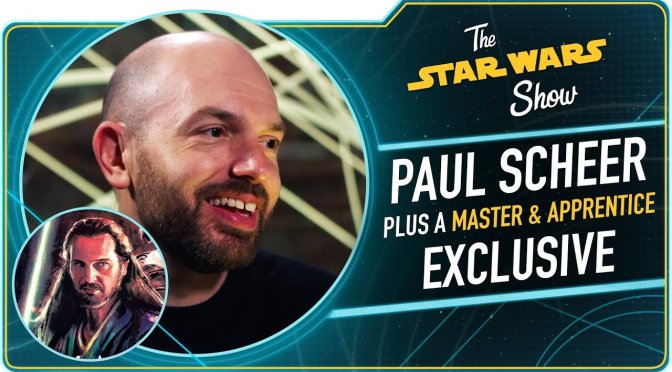 The Star Wars Show | Paul Scheer on Star Wars: Galaxy's Edge and a Master & Apprentice Excerpt