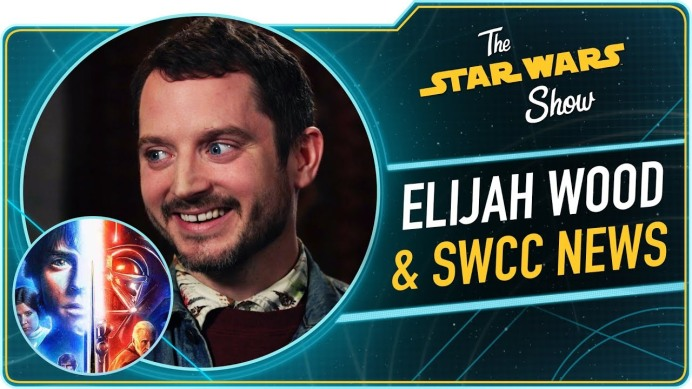 The Star Wars Show | Elijah Wood Talks Star Wars Resistance and Star Wars Celebration Chicago News!
