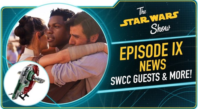 The Star Wars Show | Star Wars: Episode IX wraps principal photography
