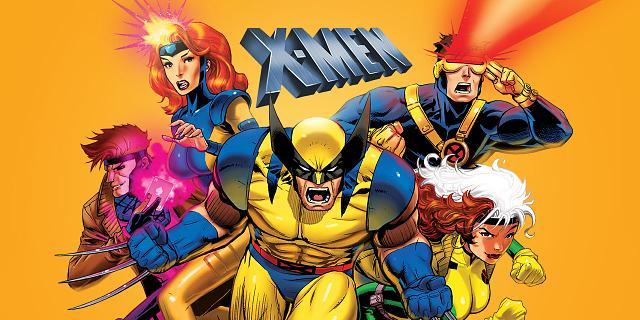 X-Men animated wallpaper