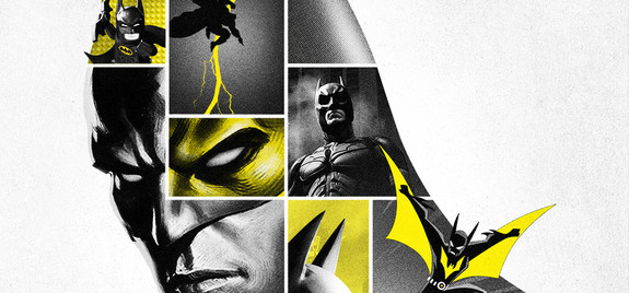 Warner Bros. Unveils New Artwork to Commemorate Batman's 80th Anniversary