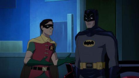 Batman Return of the Caped Crusaders Dynamic Duo