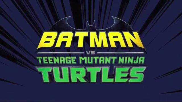Heroes Unite in the Trailer for Batman vs. Teenage Mutant Ninja Turtles