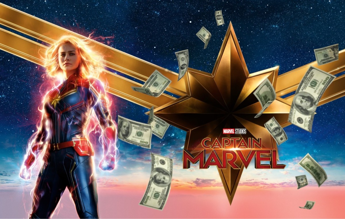 Captain Marvel Flies On to Box Office Domination