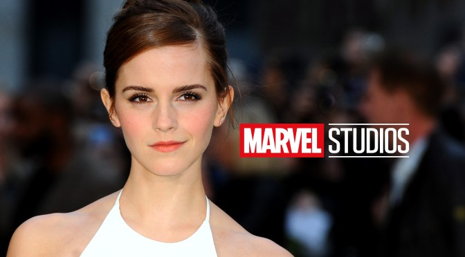 Emma Watson Could Place a Stamp on the Marvel Cinematic Universe