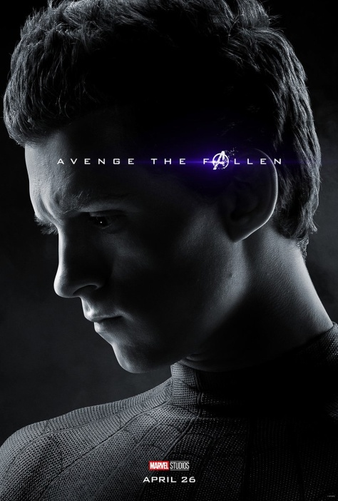 Avenge the Fallen   The Avengers Endgame Character Posters Reveal the Casualties of War