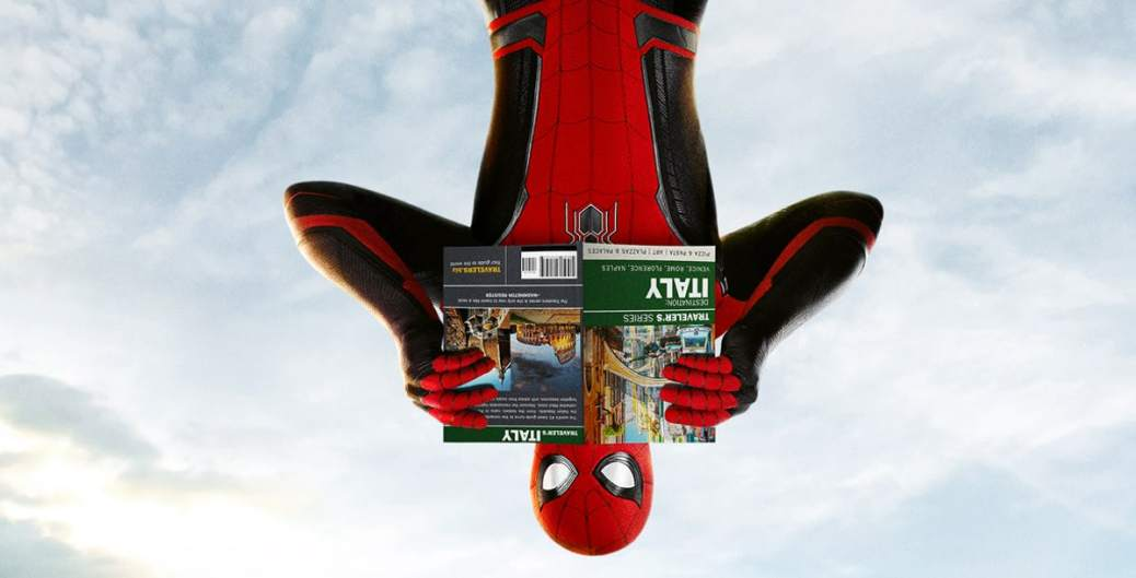 pider-Man Goes Global in the Latest Posters for Far From Home