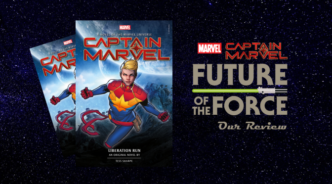 Book Review | Captain Marvel: Liberation Run