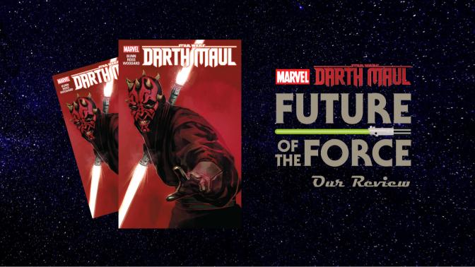 Comic Review | Star Wars: Darth Maul