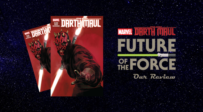 Comic Review | Star Wars: Darth Maul