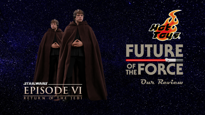 Hot Toys Review | Luke Skywalker (Star Wars: Return of the Jedi)