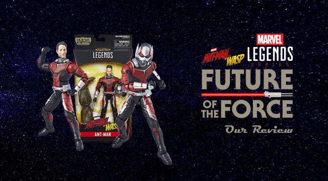 Marvel Legends Review | Ant-Man (Ant-Man and the Wasp)