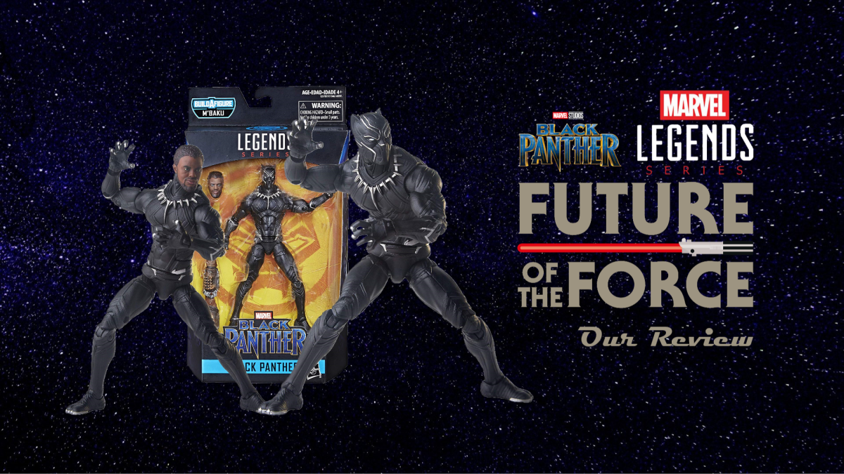 Marvel Legends Review | Black Panther (Wave 2)