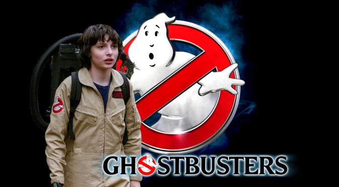 Ghostbusters III | Jason Reitman Casts Stranger Things' Finn Wolfhard