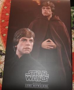 Hot Toys Review   Luke Skywalker (Star Wars: Return of the Jedi)