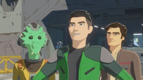 Thoughts on Star Wars Resistance
