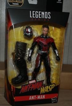 MARVEL LEGENDS REVIEW   ANT-MAN