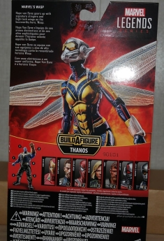 MARVEL LEGENDS REVIEW   THE WASP