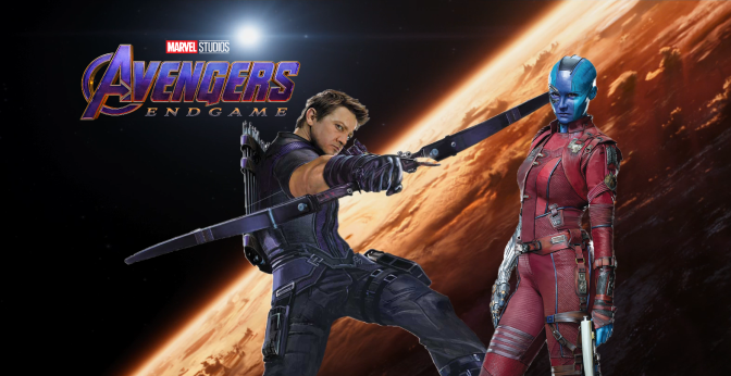 Nebula and Hawkeye | Revenge Is Their Mission