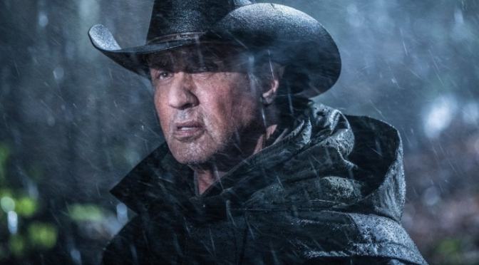Rambo: Last Blood | Sylvester Stallone Sheds His Final Blood This September.
