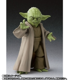 First Look | S.H Figuarts Yoda (Star Wars: Revenge of the Sith)