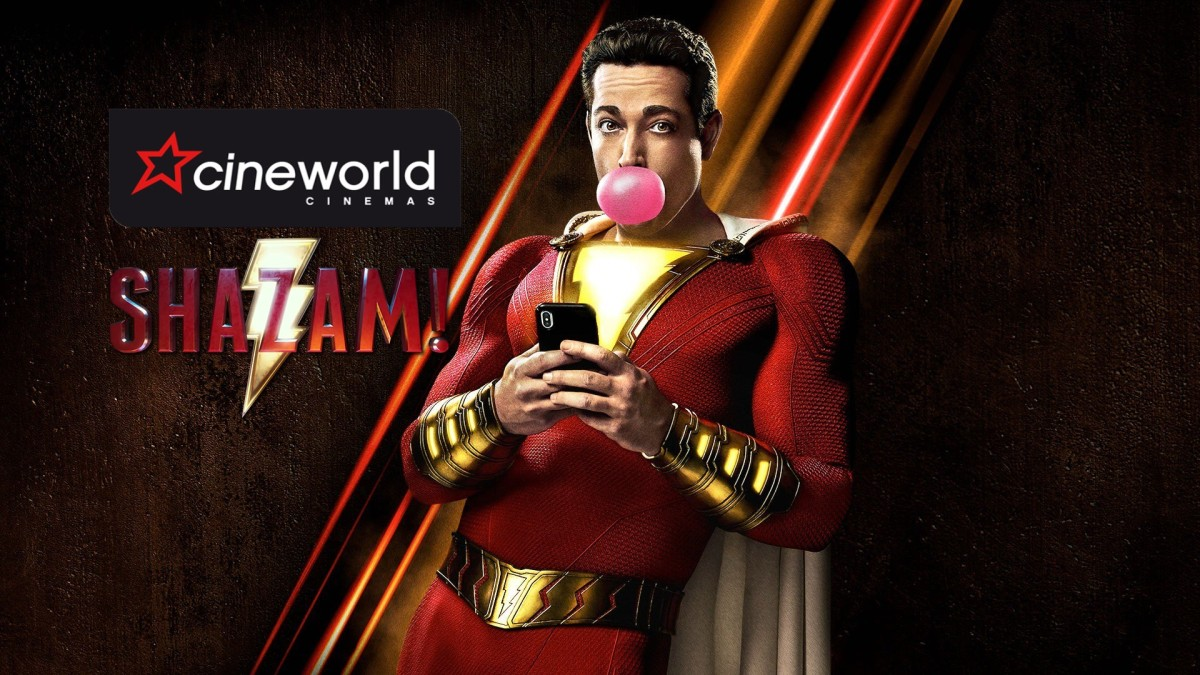 Shazam | UK Advanced Screenings at Cineworld Cinemas