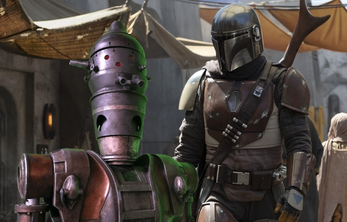 The Mandalorian | Is Taika Waititi Voicing IG-88?