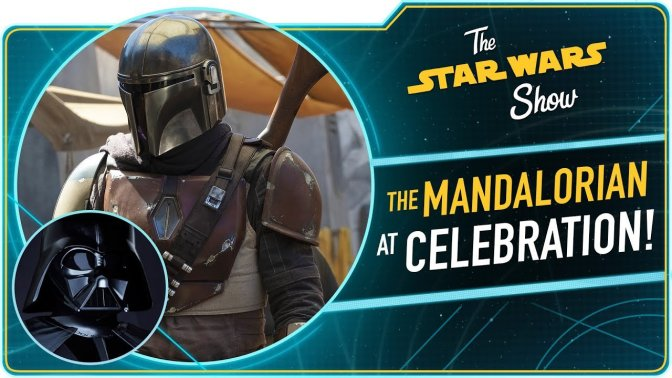 The Star Wars Show | The Mandalorian and Vader Immortal Head to Celebration Chicago