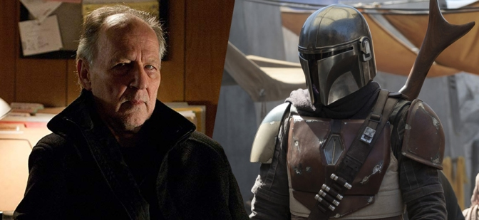 The Mandalorian | Werner Herzog Cast as a Villain
