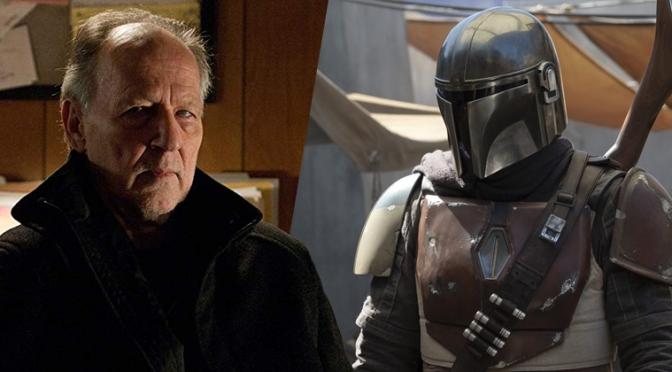 The Mandalorian | Werner Herzog Cast as a Villain