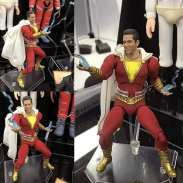First Look | Medicom Toys Mafex Shazam Unveiled