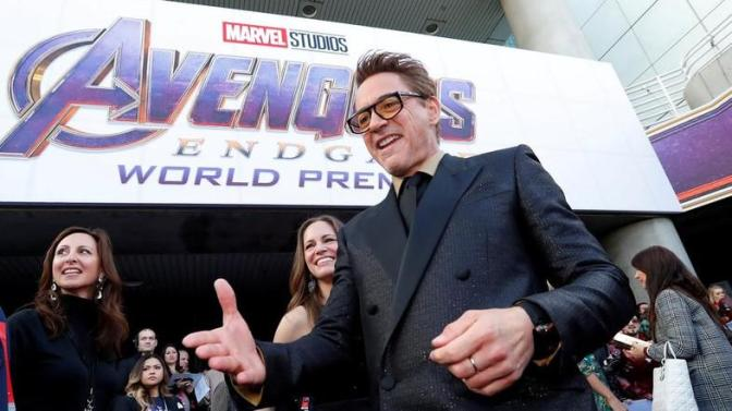 Avengers Endgame   World Premiere