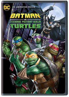 Batman Vs Teenage Mutant Ninja Turtles Now Available To Pre-Order