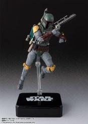S.H Figuarts News | Star Wars: Return Of The Jedi Boba Fett Revealed