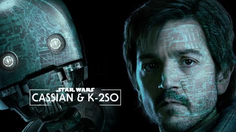 Disney+ | Alan Tudyk To Return as K-2SO in Cassian Andor Live-Action Series