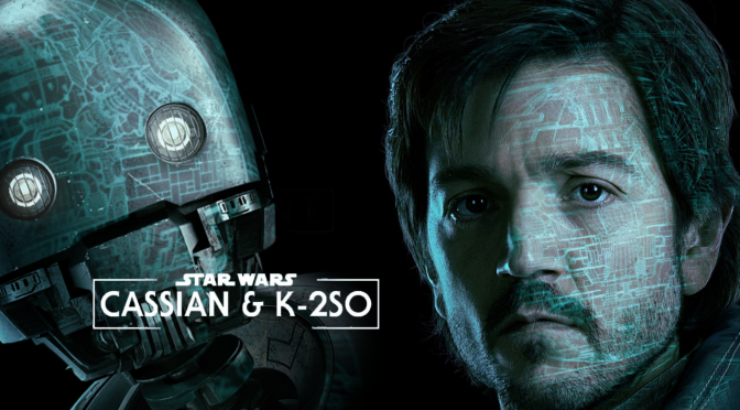 Disney+ | Alan Tudyk To Return as K-2SO in Cassian Andor Live-Action Series