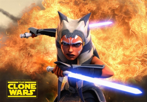 SWCC | Ahsoka Tano Strikes Back in the New Trailer for Star Wars: The Clone Wars