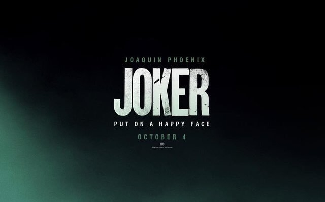 Joker | The First Poster Featuring Joaquin Phoenix's Clown Prince of Crime is Revealed