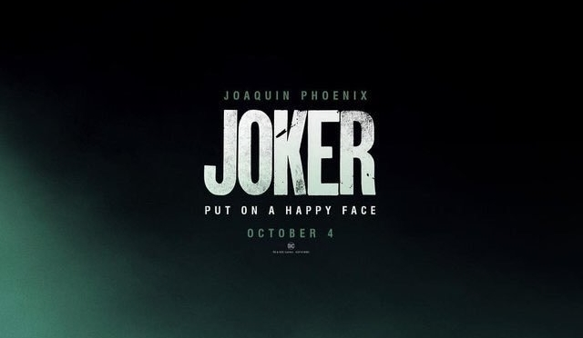 Joker | The First Poster Featuring Joaquim Phoenix's Clown Prince of Crime is Revealed