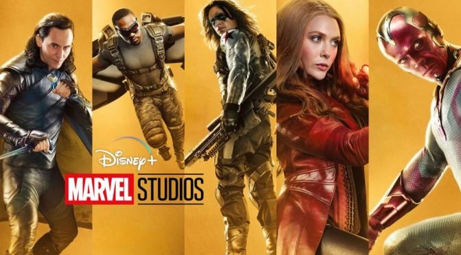Disney + | Disney Reveals Titles for its Marvel Studios Shows