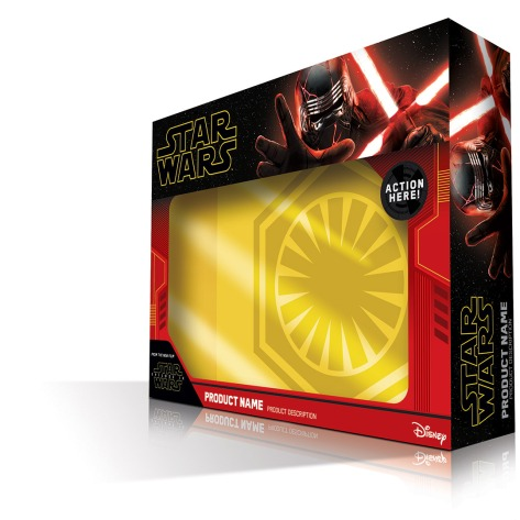 First Look | Star Wars: The Rise of Skywalker Product Packaging