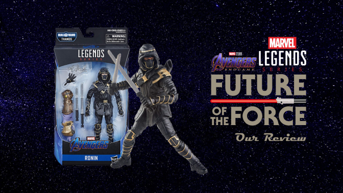 Marvel Legends Review | Ronin (Avengers Endgame)