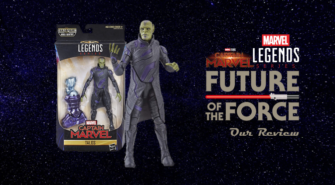 Marvel Legends Review | Talos (Captain Marvel)