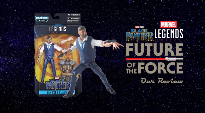 Marvel Legends Review | Ulysses Klaue (Black Panther)