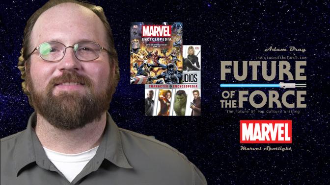Marvel Spotlight   Adam Bray (Interview)