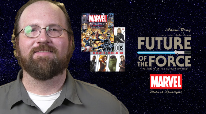 Marvel Spotlight | Adam Bray (Interview)
