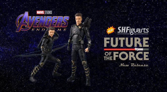 S.H Figuarts News | Avengers Endgame Hawkeye Revealed