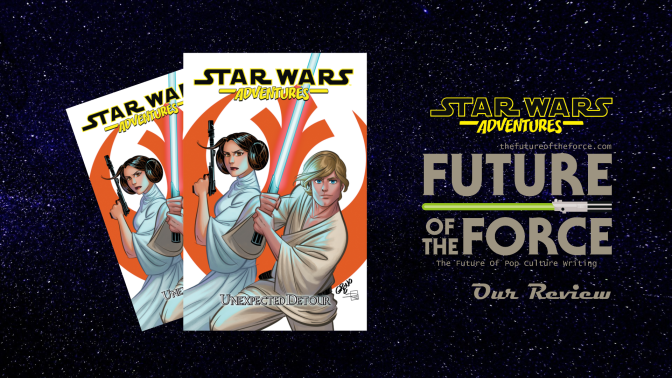 Comic Review | Star Wars Adventures Vol. 2: Unexpected Detour